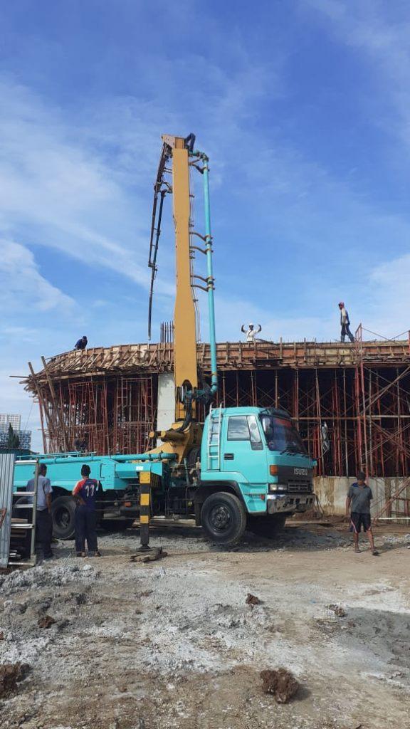Jasa ReadyMix Murah Wilayah Jabodetabek, Melayani Proyek